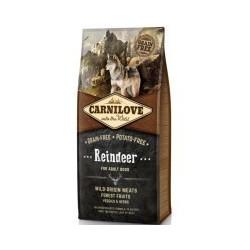 Carnilove Reindeer (Sob A...