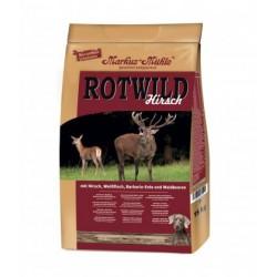 ROT WILD, 15kg granule...